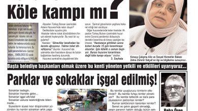 Photo of Söz Gazetesi. Kuruluş tarihi: 10 Mart 1992 Sayı: 476