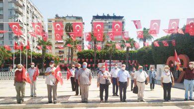 Photo of Vatan partisi Adana İl Örgütü'nün 30 Ağustos mesajı